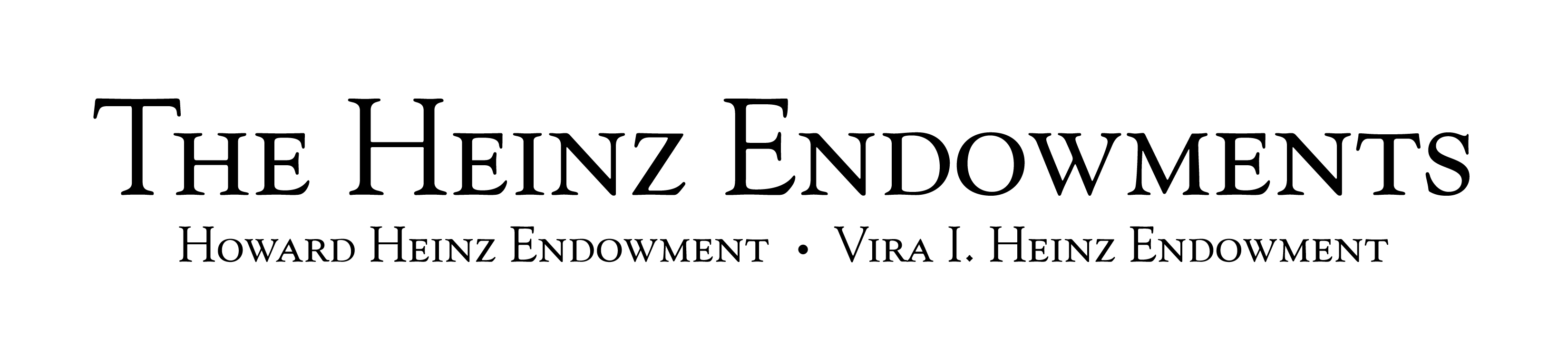 Logo for The Heinz Endowments